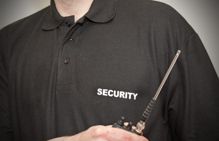 New York, NY.  Security Guard Insurance